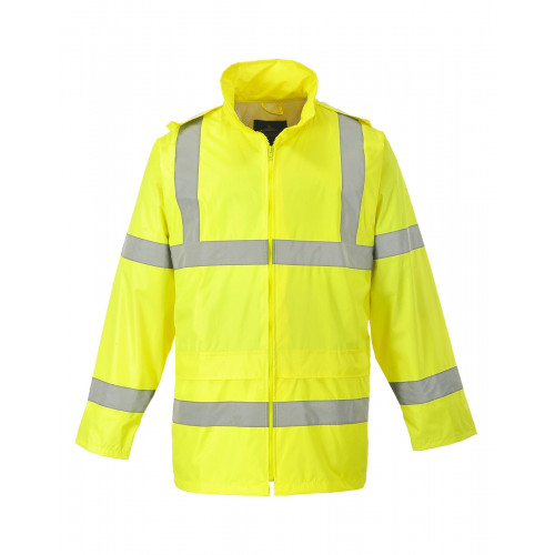 Portwest HI-VIS RAIN JACKET