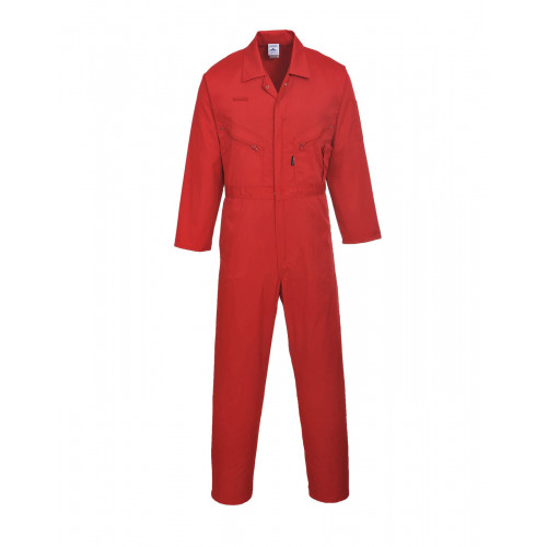 LIVERPOOL ZIP COVERALL