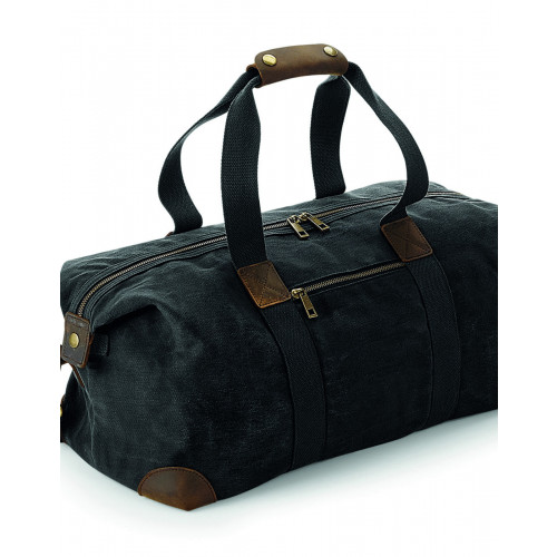 HERITAGE WAXED CANVAS HOLDALL