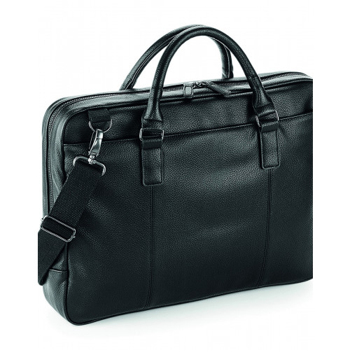 NUHIDE SLIMLINE LAPTOP BRIEF