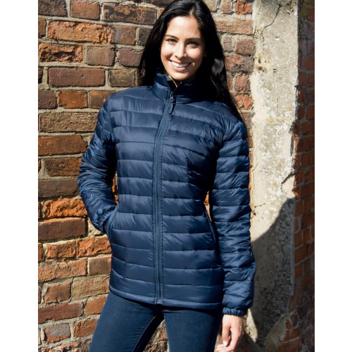 Urban Ladies Ice Bird Padded Jacket XS/8 Black