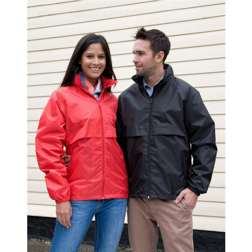 Lightweight Lined Waterproof Jacket