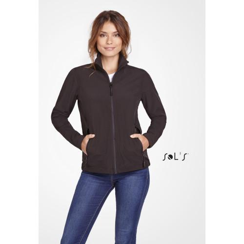 SOL'S RACE Women's Soft Shell Zip Jacket