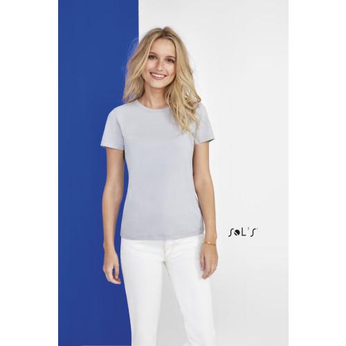SOL'S REGENT Women's Round Collar T-shirt