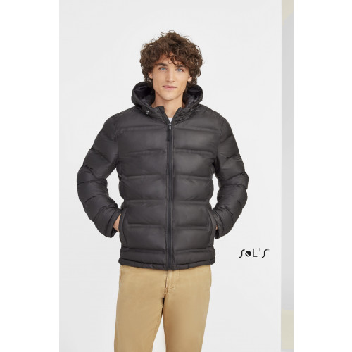 SOL'S RIDLEY Men's Heat-sealed Padded Jacket