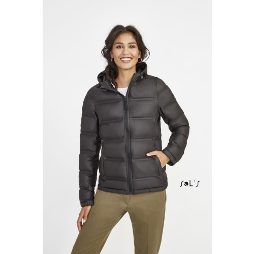 SOL'S RIDLEY Women's Heat-sealed Padded Jacket