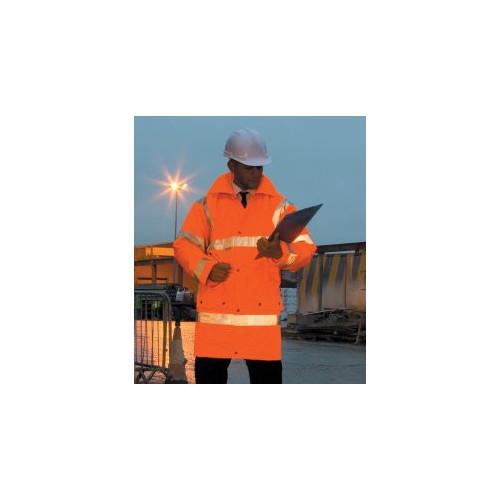 Result Safe-Guard Hi-Vis Safety Jacket