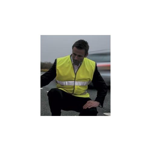 Result Safe-Guard Motorist Hi-Vis Safety Vest