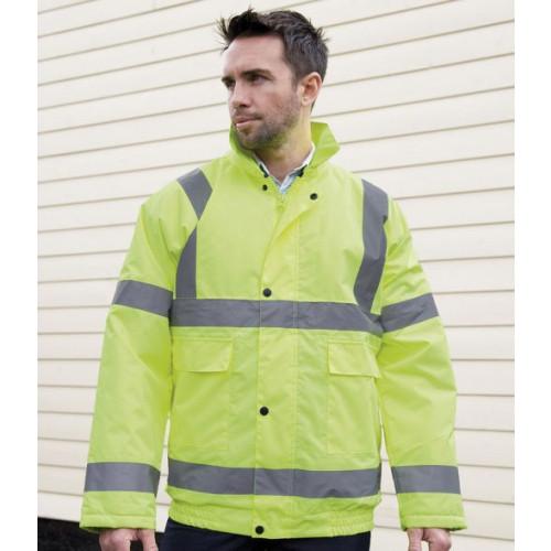 Result Core Hi-Vis Winter Blouson Jacket