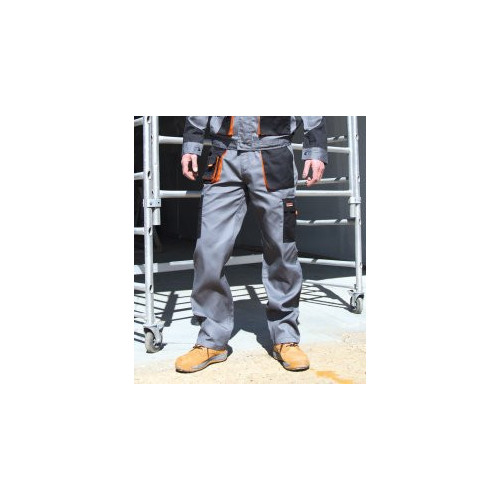 Mens Work Trousers Result Work-Guard Lite Trousers RS318