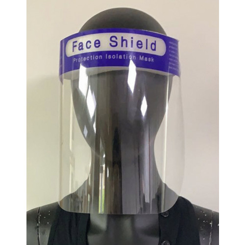 FACE SPLASH SHIELD (10 PACK)