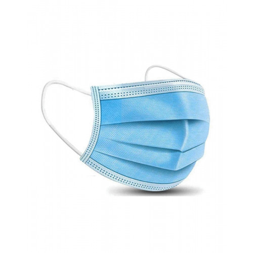 CABEEN DISPOSABLE 3-PLY MEDICAL MASK (50 PACK)