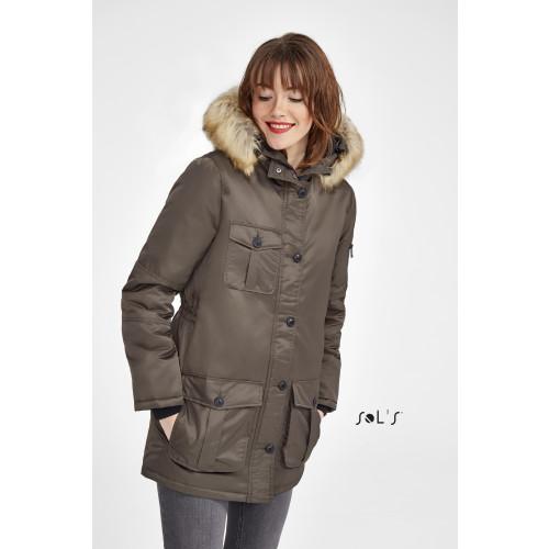 SOL'S RYAN Women's Warm and Waterproof Jacket