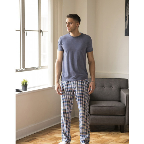 MENS TARTAN LOUNGE PANTS