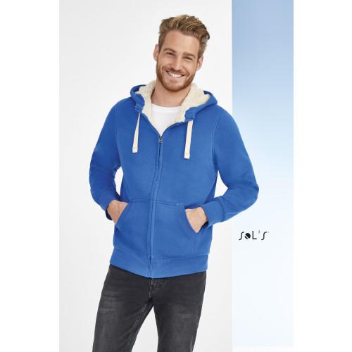 SOL'S SHERPA Unisex Zipped Jacket