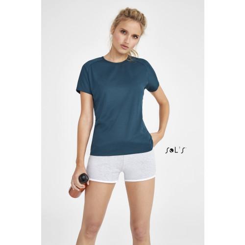 SOL'S SPORTY Women's Raglan Sleeve T-shirt