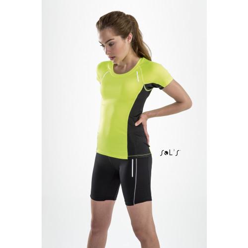 SOL'S SYDNEY Women's Short Sleeve Running T-shirt