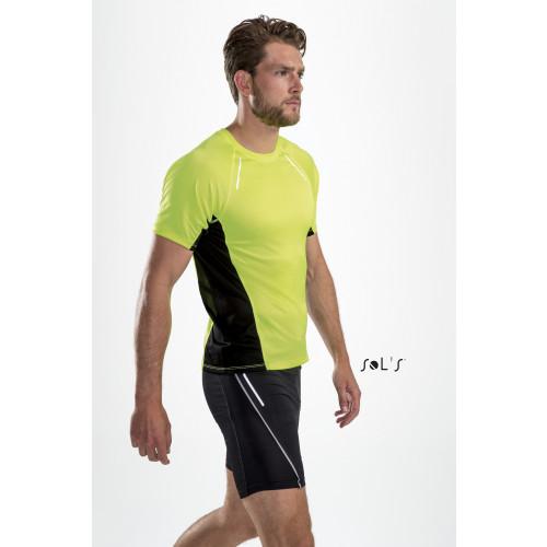SOL'S SYDNEY Men's Short Sleeve Running T-shirt