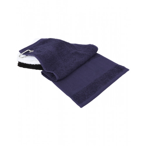 PRINTABLE BORDER GOLF TOWEL
