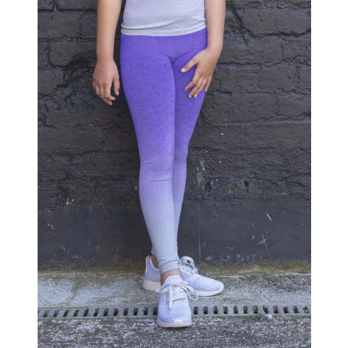 KIDS SEAMLESS FADE OUT LEGGING