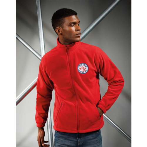 2786 MENS FULL ZIP FLEECE