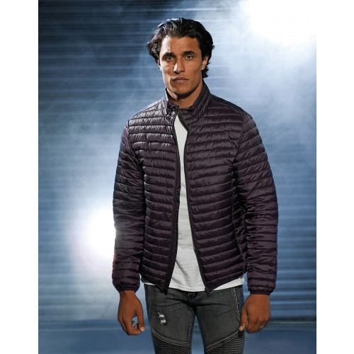 2786 MENS TRIBE FINELINE PADDED JACKET