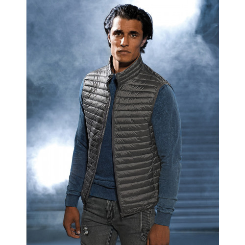 MEN TRIBE FINLINE PADDED GILET