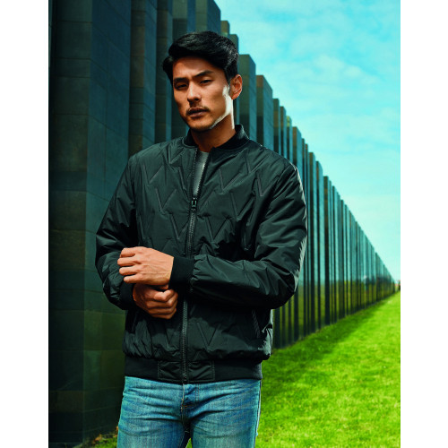 2786 VECTOR MOULDED BOMBER JACKET