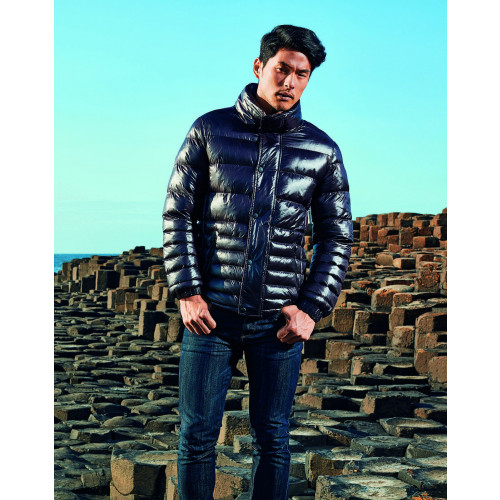 2786 SLOPER SHINY PADDED JACKET