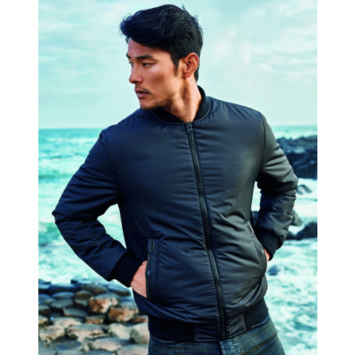 2786 DELTA PLAIN BOMBER JACKET