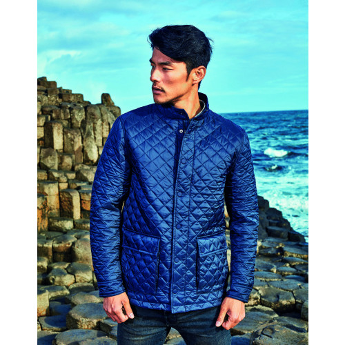 2786 QUARTIC QUILT JACKET