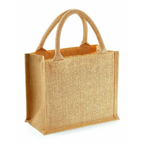 Westford SHIMMER JUTE MINI GIFT BAG