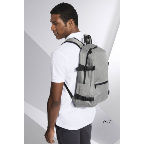 SOL'S WALL STREET 600D Polyester Backpack