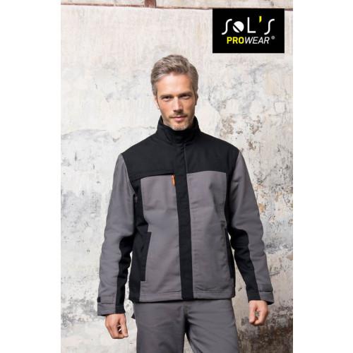 SOL'S IMPACT PRO Men's Two-colour Workwear Jacket