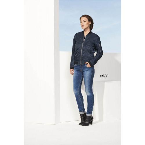 SOL'S REBEL Unisex Fashion Bomber Jacket