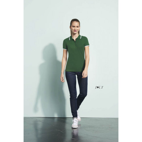 SOL'S PRACTICE Women's Polo Shirt