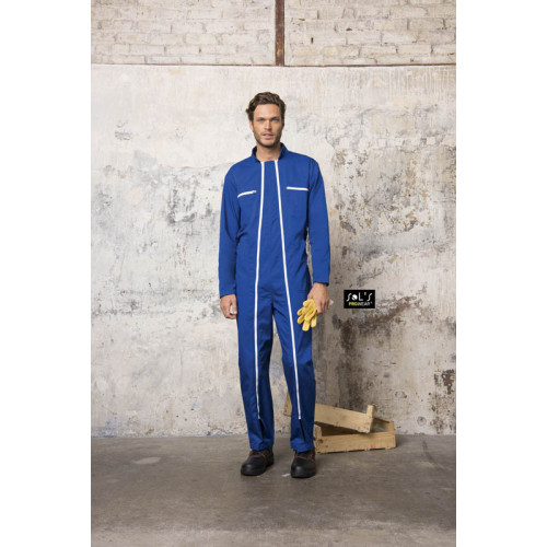 SOL'S JUPITER PRO Workwear Overall with Double Zip
