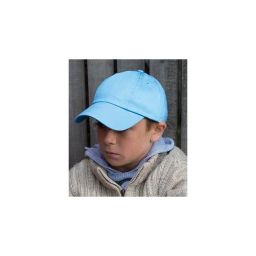 Kids Low Profile Cotton Cap