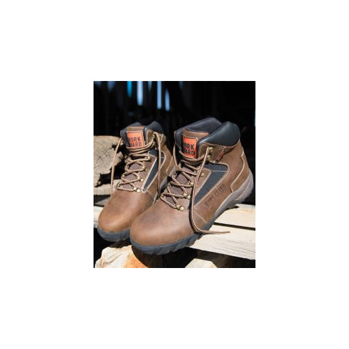 Work-Guard Carrick S1P Safety Boots