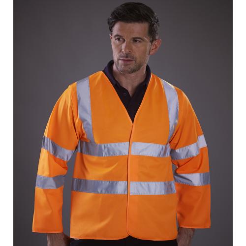 Hi-Vis Long Sleeve Jacket