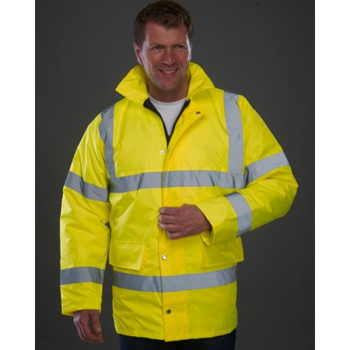 Hi-Vis Classic Motorway Jacket